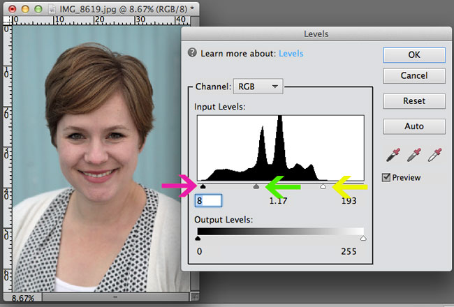 brightening-photos-how-to-levels-histogram