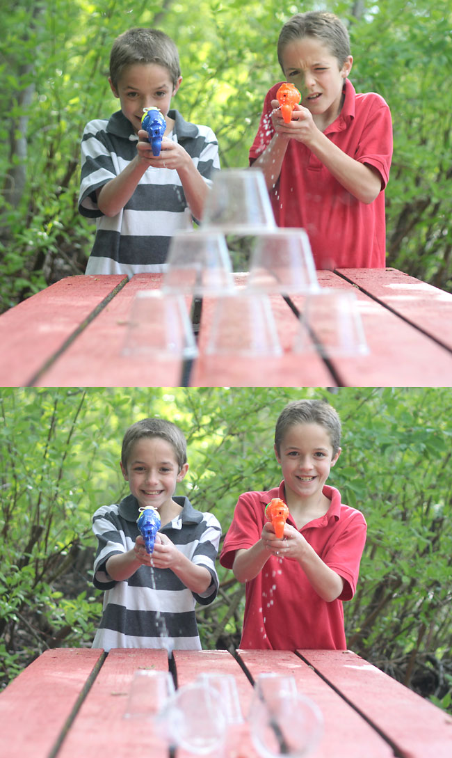 Easy Backyard Games For More Fun Together This Summer It