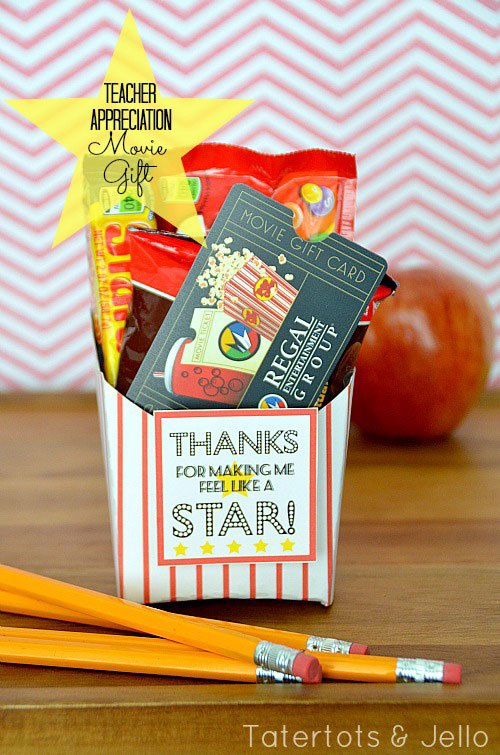 20 cheap, easy, cute & practical teacher appreciation ...