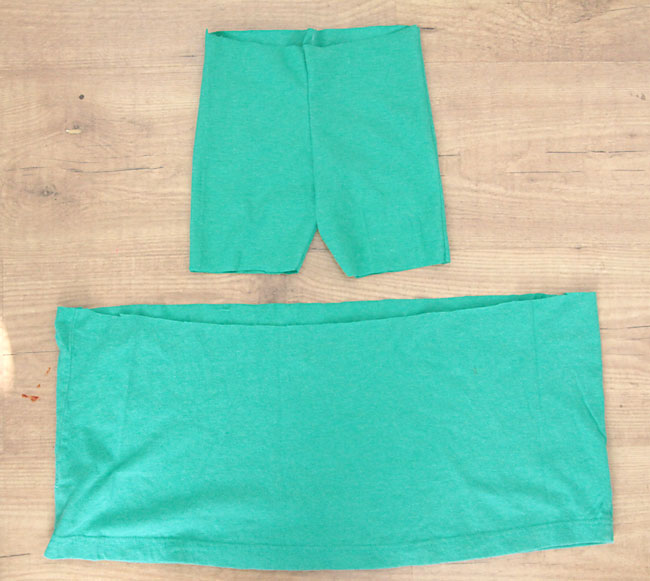 gathered-skirt-with-shorts