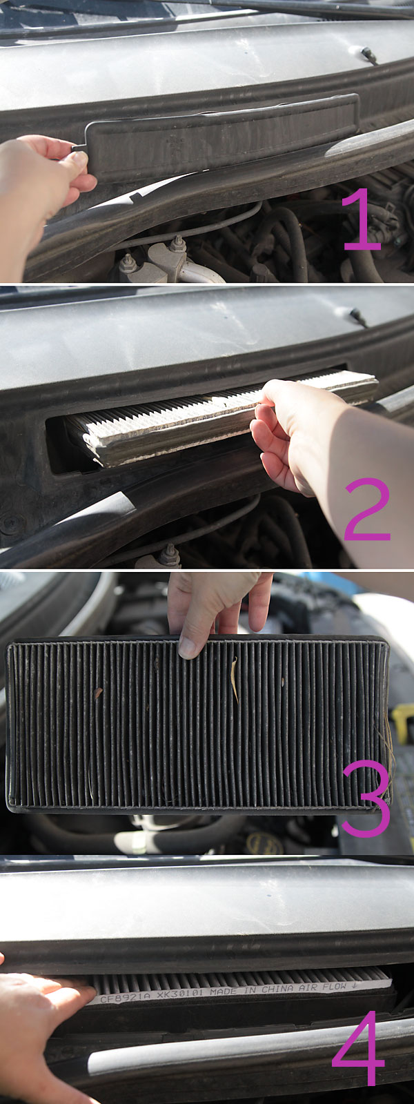 Save Money By Changing Your Car 39 S Cabin Air Filter 100