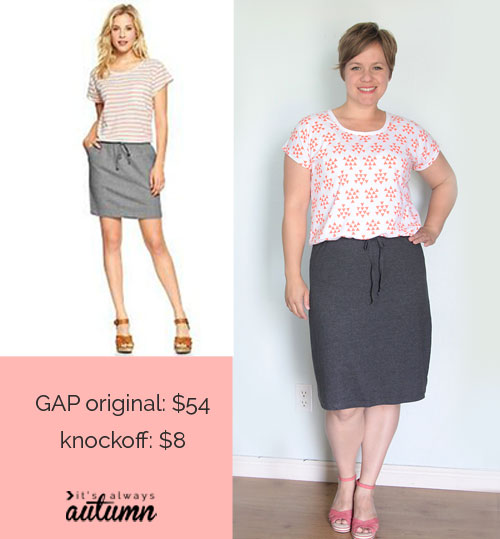 easy-tee-gap-knockoff-dress
