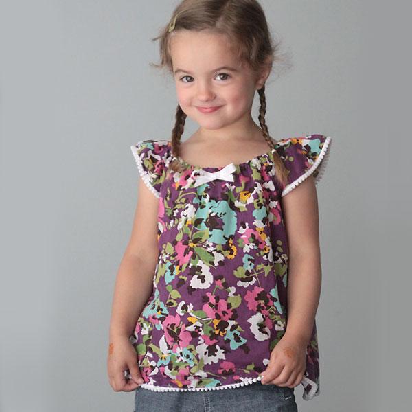 flutter-sleeve-tunic