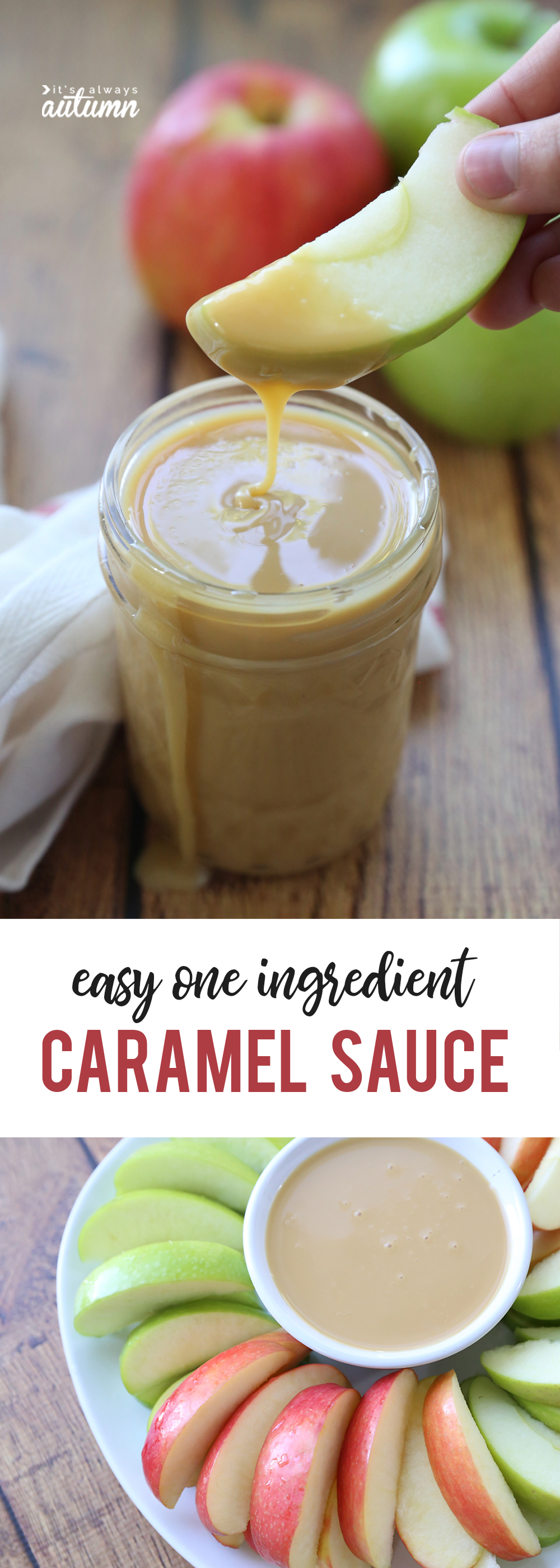 Learn how to make sweetened condensed milk caramel the SAFE and easy way.