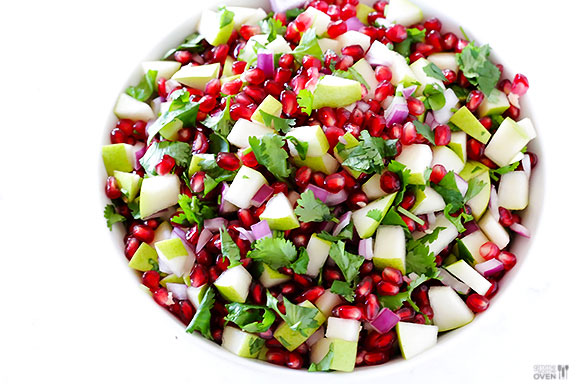 10. This fresh fruit salsa is naturally sweet and delicious – and ...