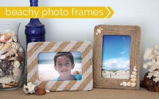 beach-photo-frames-seashells-glue-diy-how-to-make