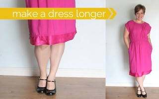make-a-dress-longer-how-to-sew-length-skirt