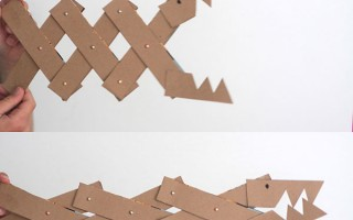 cereal box monster jaws | fun & easy big kids' craft
