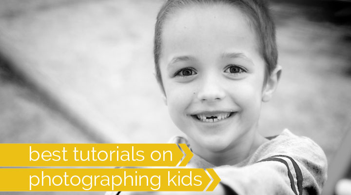 how to take great photos of your kids – tips & tricks roundup