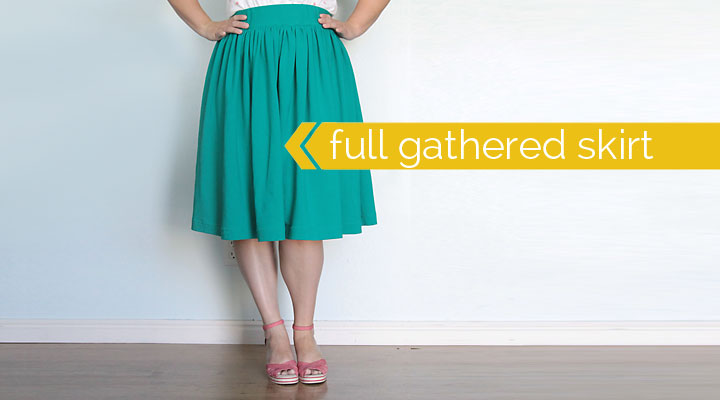 gathered-skirt-sewing-tutorial-full-easy-flattering-knit