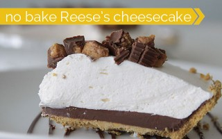 reeses-no-bake-cheesecake-recipe