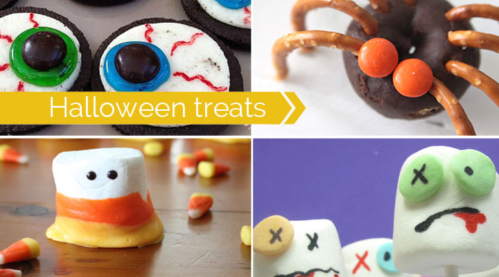 20 fun Halloween treats that are easy enough to make with your kids