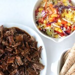 sweet korean bbq tacos {15 minute recipe} + a $100 giveaway