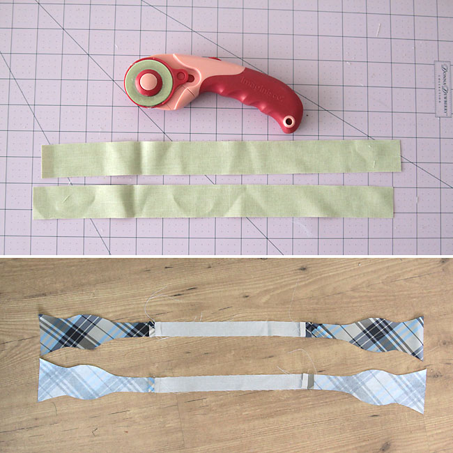 make a bow tie from an old necktie {great teen boy gift!} - It\'s ...
