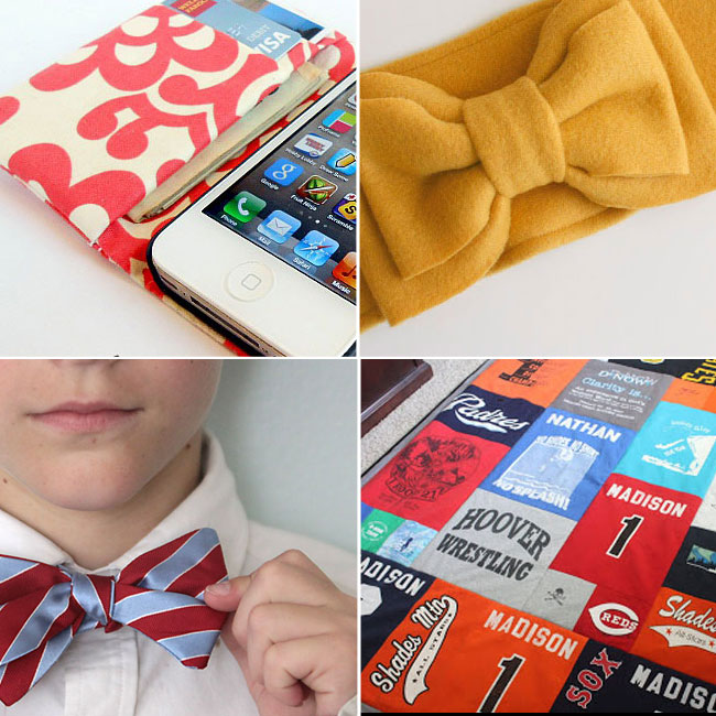 20 gifts to sew for teens (that they'll actually like!) + a giveaway