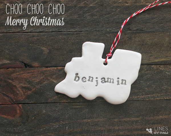 35 gorgeous, modern handmade Christmas ornaments