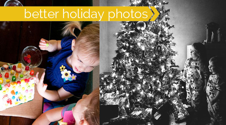 best holiday photography tutorials