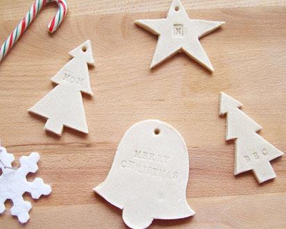 35 gorgeous, modern handmade Christmas ornaments
