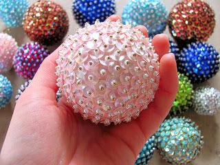 35 beautiful DIY handmade Christmas ornaments