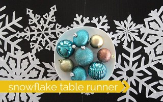 snowflake-table-runner-christmas-home-decorations-how-to-make-silhouette-