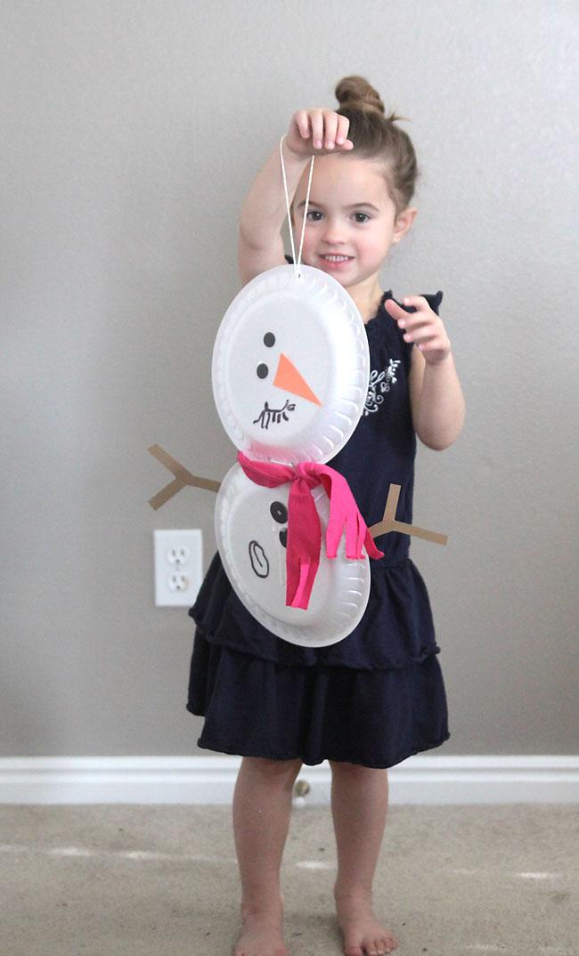 snowman-plate-kids-craft-1