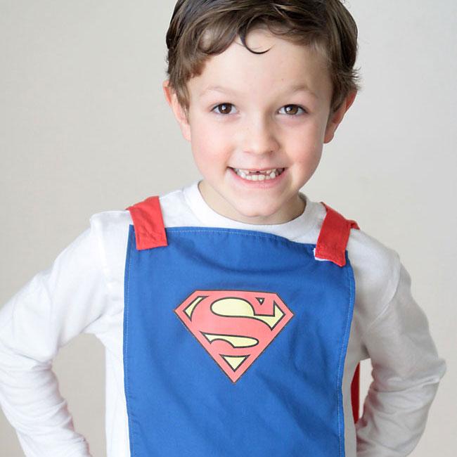 no-choke superhero cape sewing tutorial