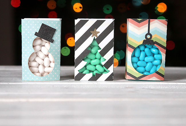 Easy Christmas tic tacs: cute gift for friends   neighbors