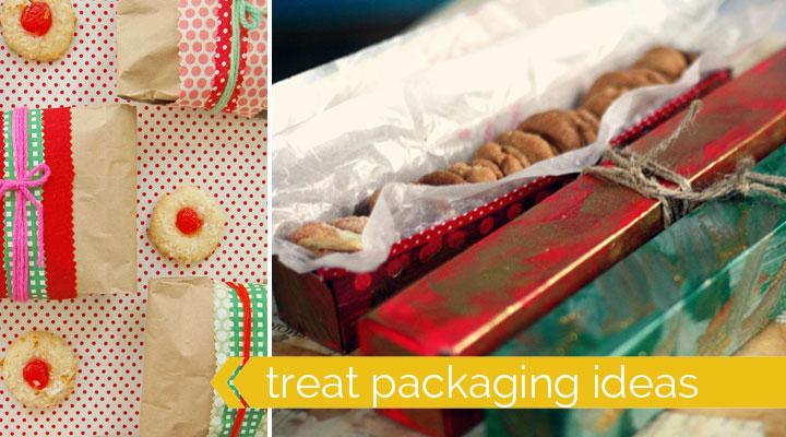 best DIY treat & cookie packaging ideas