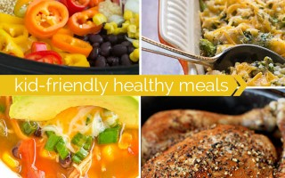great healthy dinner recipes that kids will actually eat