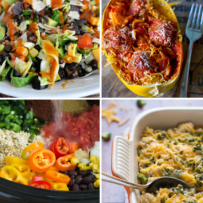 20 healthy easy recipes your kids will actually want to eat