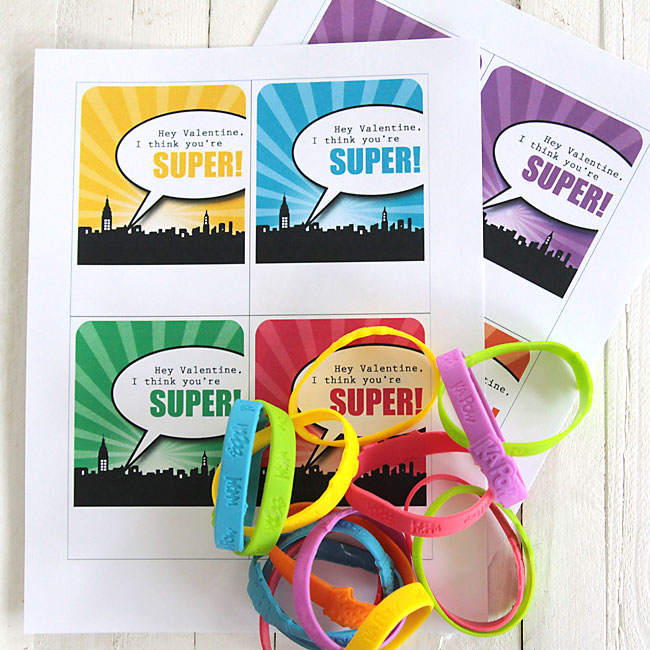 valentine-super-hero-bracelet-easy-diy-printable-non-candy-valentines-day-card