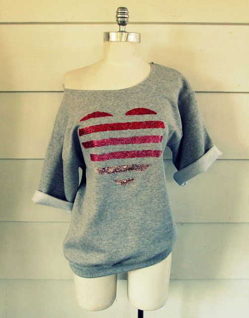 cute DIY Valentine's day shirts