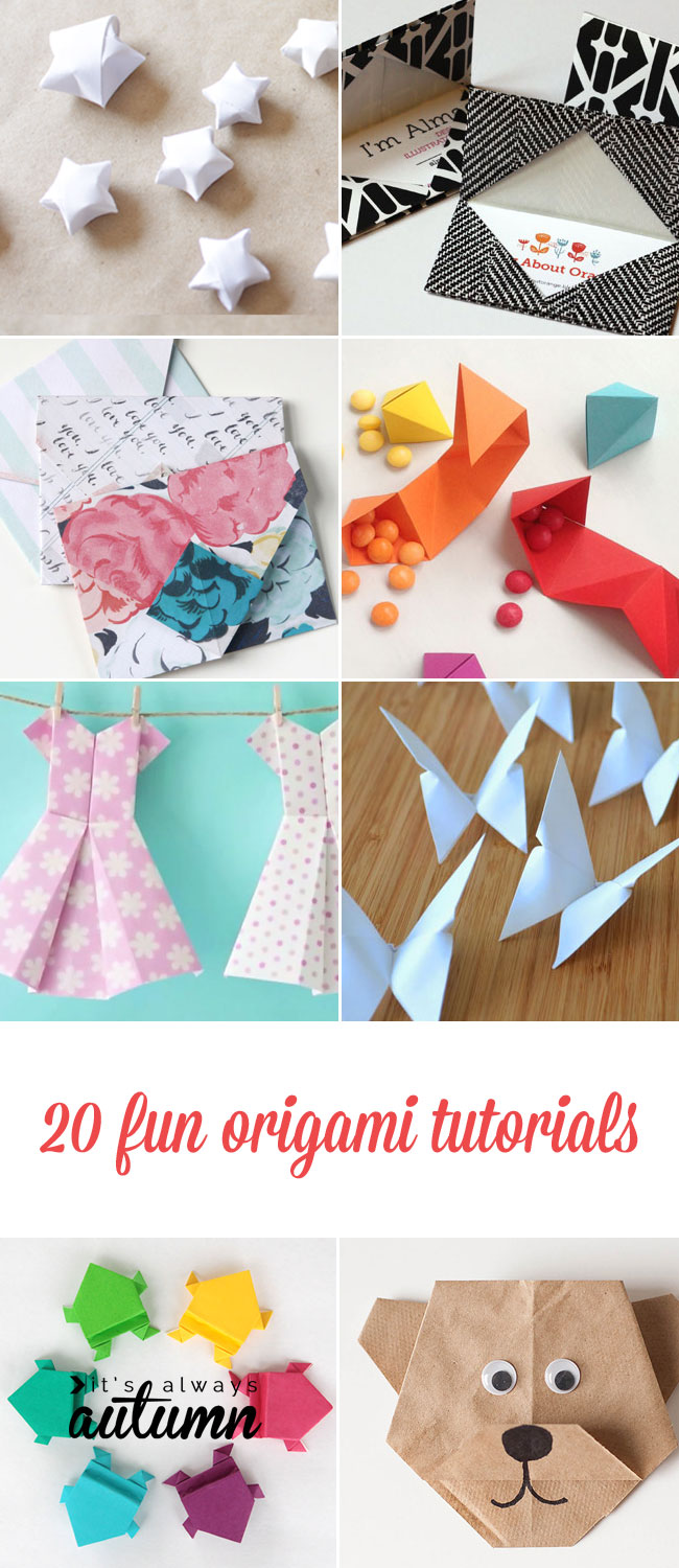 Easy Cool Paper Origami