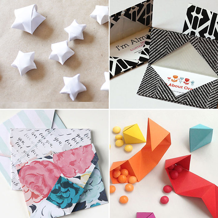How To Make Things Out Of Paper Part - 31: 20 Cool Origami Tutorials Kids And Adults Will Love! - Itu0027s Always Autumn