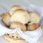 how to make rolls in advance & bake later {fridge & freezer methods}