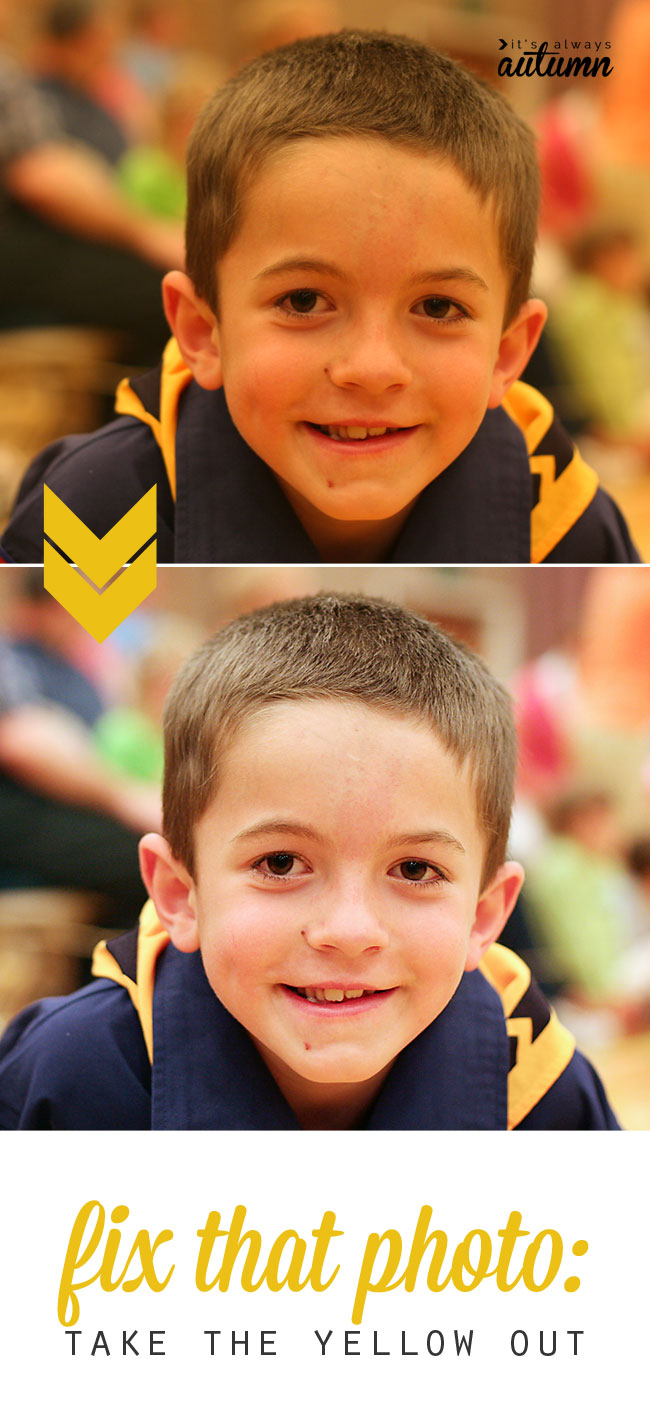 How to fix color cast in photoshop - Photos Taken Indoor Can Look Yellow Due To Artificial Lighting Find Out How To Fix