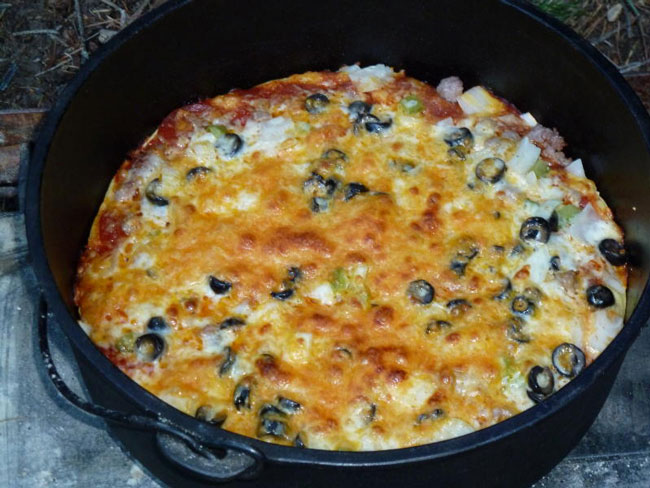 The best camping recipes so you never have to eat hotdogs again it 39 s always autumn - Easy oven dinner ...