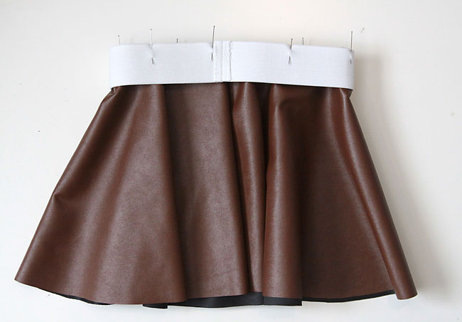 How To Sew A Circle Skirt In 20 Minutes Or Less It S Always Autumn