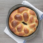 Amazing braided bread recipe {easy + delicious!}