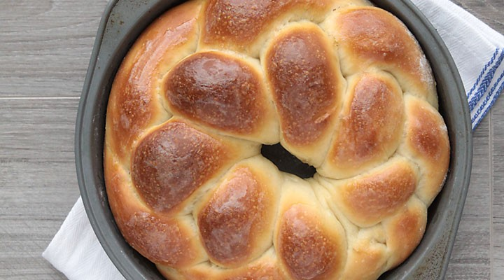 daisy braid bread {great beginner bread recipe!}