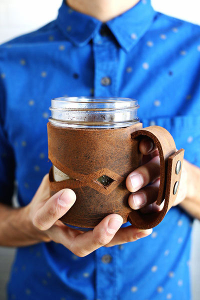The coolest handmade gifts for Father's Day! 20 DIY gift ideas for Dad.