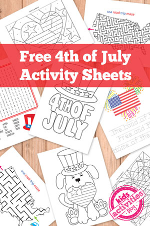 4th of july events for toddlers