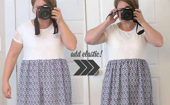 how to make a cap sleeve maxi dress in 30 minutes - It's Always Autumn