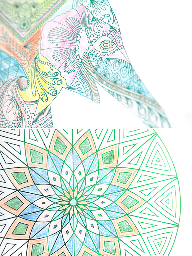 92 Printable Coloring Pages Of Designs