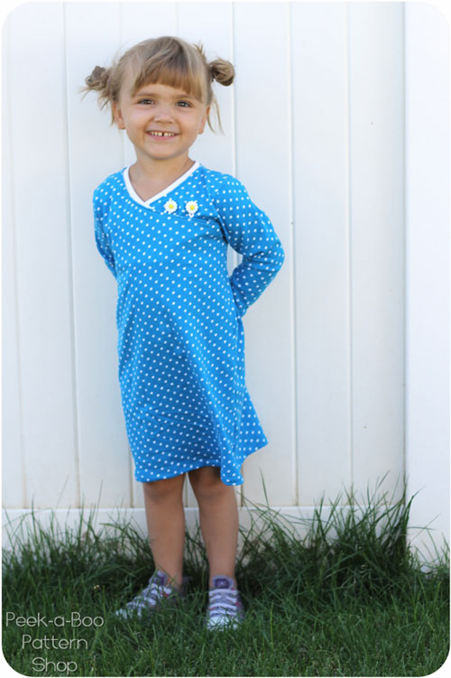 free girls\' dress patterns & charity sewing - It\'s Always Autumn