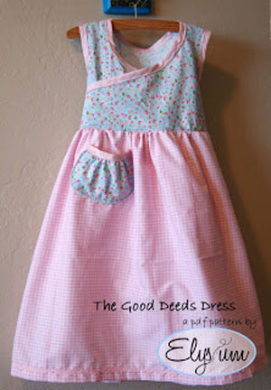 Free Girls Dress Patterns Amp Charity Sewing It S Always