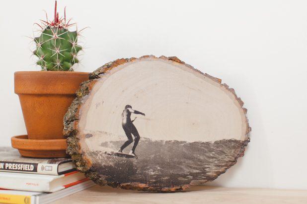 Как перенести рисунок на дерево в домашних условиях