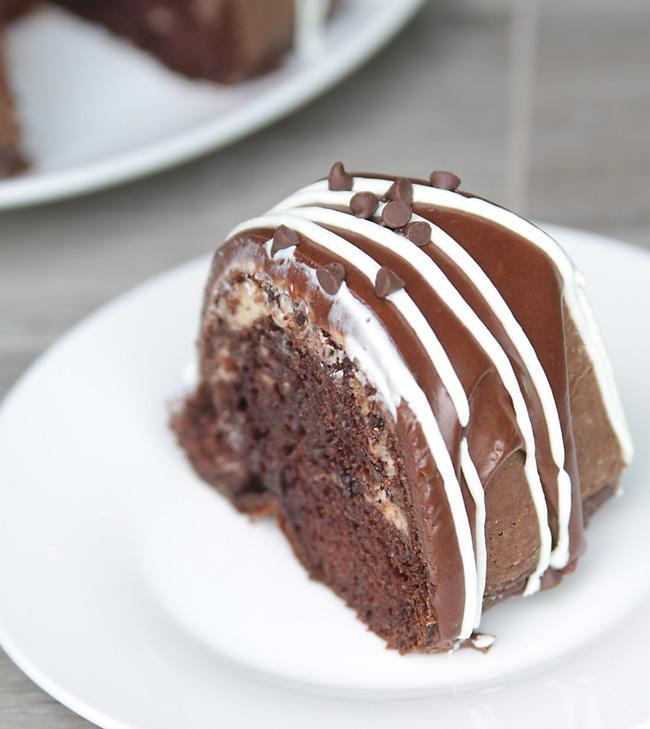 Recipe For Banana Bundt Cake Using Cake Mix
