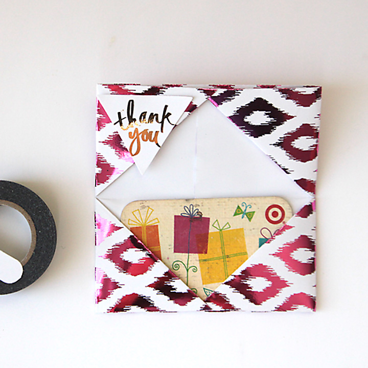 easy DIY gift bag, boxes, and gift card holder - It's Always Autumn