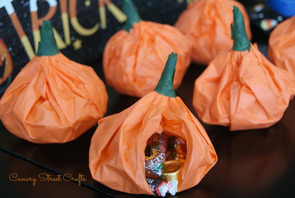 20 Cute Amp Easy Diy Halloween Treat Bags And Boxes It S